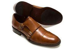 Smart Casual - Zapatos Estilo Monk.