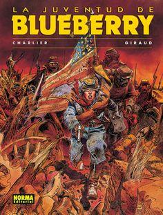 NORMA EDITORIAL: BLUEBERRY 12. LA JUVENTUD DE BLUEBERRY