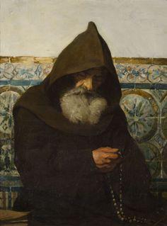 Catholic Religion, Catholic Art, Catholic Saints, Religious Art, Classic Paintings, Old Paintings, Old Man Pictures, Rennaissance Art, Historical Art