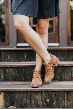Women's Bandana Ankle Bootie