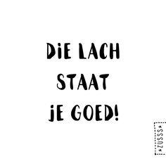 Zusss | Die lach staat je goed | http://www.zusss.nl/