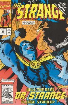 Doctor Strange Sorcerer Supreme #47