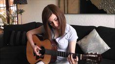 (Eric Clapton) Tears In Heaven - Gabriella Quevedo. This girl's amazing.