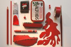 Red things Pantone Red, Pantone Color, World Of Color, Color Of The Year, My Favorite Color, My Favorite Things, Red Y, Red Gift Box, Mourning Dove