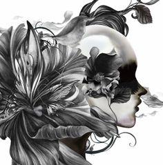 [KAHORI MAKI] es una ilustradora Japonesa nacida en 1969. Estudio Bellas Artes en el Art Student League de Nueva York. Ha colaborado con diversas marcas y empresas produciendo una gran variedad de ilustraciones, instalaciones y pinturas