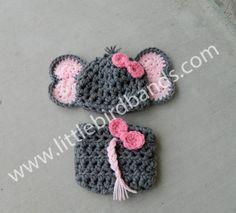 Handmade+crochet+Elephant+Hat+Elephant+outfit+by+LittleBirdBands,+$38.75