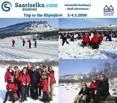 Trip to Kilpisjarvi 2-4 May 2008| Saariselka.com #saariselka #saariselkabooking #staffadventure #saariselankeskusvaraamo