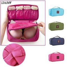 LDAJMW Portable Protect Intimo Bra Lingerie Organizer Bag Armadio Organizzatore Accessori Storage Bags impermeabile #Affiliate