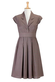 Women's fashion dress designs - Shirtdresses: All Women's Dresses at eShakti - | eShakti.com