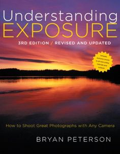 Understanding Exposure, 3rd Edition  by Bryan Peterson ($14.99) http://www.amazon.com/exec/obidos/ASIN/B004FEFS5E/hpb2-20/ASIN/B004FEFS5E Bryan Peterson writes in a clear and easy to understand manner. - As with all his books, you will refer to it regularly until you get the hang of what you are learning to do. - This book will teach you how to properly use exposure, aperture, shutter speed and ISO.