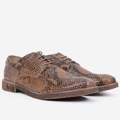 Pantofi Oxford din piele naturala cu imprimeu tip piele de reptila Snake Hiking Boots, Shoes, Fashion, Moda, Zapatos, Shoes Outlet, Fashion Styles, Fasion, Footwear