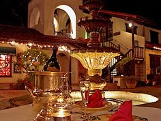 Cafe Mozart Orange County garden wedding location Orange County rehearsal dinner restaurants 92675
