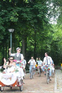 Versier je bakfiets! Wedding Pinterest, Event Styling, Amsterdam, Dolores Park, Travel, Style, Wedding, Swag, Viajes