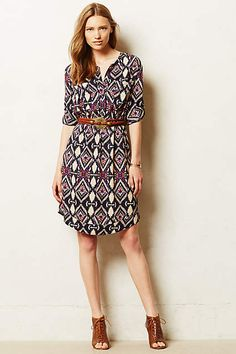 Mira Shirtdress - anthropologie.com
