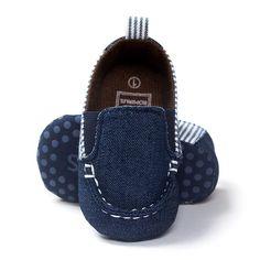 Sapatos de bebê de Lazer Sapatas Dos Miúdos Primeiro Caminhantes Suaves sapatos de Fundo Do Bebê Recém-nascido Menino Anti-slip Infantil Criança Bebe Sapatos Escorregar-no Berço Loafer Loja Online | aliexpress móvel