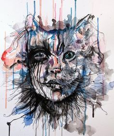 Metamorphosis ii by Clare Aime    http://www.cuded.com/2012/04/illustrations-by-clare-aime/