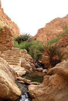 Tunisie, chebika. @photomargot