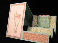 CC369 - Birthday Love - Stamp Class 4/12 by susie nelson - Cards and Paper Crafts at Splitcoaststampers