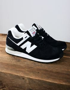 buy online 9e260 e54ab NEW BALANCE 576DNW TRAINER - NAVY BLUE New Balance Trainers, New Balance  Black Sneakers,