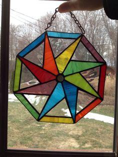 abstract geometric octagon shape - photo #37