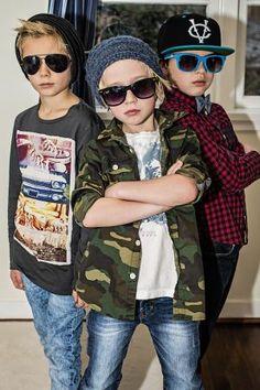Da Boys! #kids #boys style