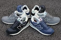 #NewBalance 574 Suede/Ripstop #sneakers