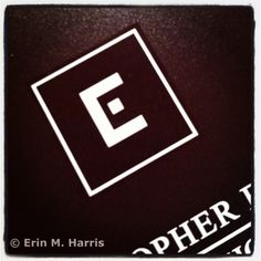 Day 4: Modern E // © Erin M. Harris