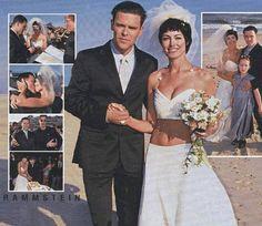 Richard's wedding.