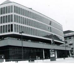 Carlo Mollino 1964  Camera di Commercio di Torino