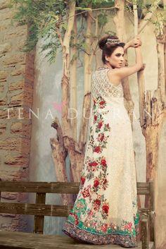 Tenna Durani - Mughal - Pakistani fashion
