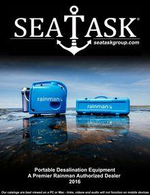 Rainman watermaker catalog