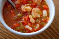 Carribean Shrimp Chowder