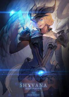 Shyvana - League of Legends