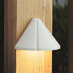 Mini deck lights, several finishes available. Kichler 1576527