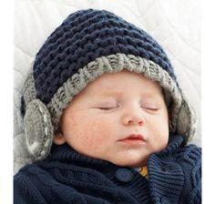 Headphones Crochet Hat