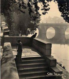 Albert Monier -     Toilette Matinale, Paris 1955
