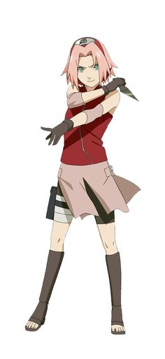 Sakura Render by xUzumaki on deviantART