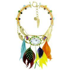 Tour de cou collection Amazone @Reminiscence Paris 850 $ Short Necklace Amazone Collection #Bleucommeleciel #OGILVY