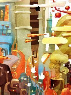 Wonderful Artworks by Patricio Betteo | -::[robot:mafia]::- .ılılı. die kunst ist tot ★ es leben die maschinen .ılılı.