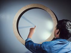 Auctionata's online design auction includes limited-edition Shadowplay Clock by Breaded Escalope