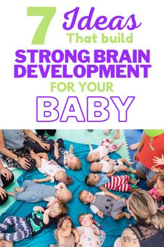 Simple and easy ideas that build strong brain development in your baby. I'm Sarah! A mum of 3 little ones and an early childhood teacher finishing Master of Education in cognitive psychology and learning practices. These ideas are lockdown friendly and will help parents understand the bigger picture of education for infants. I created Baby Brain Connections preliteracy curriculum for parents with infants in Australia. Almost 3 years later, I'm helping parents worldwide!