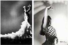 LA MODA FLAMENCA EN LA HISTORIA #spanish #flamenco #spain