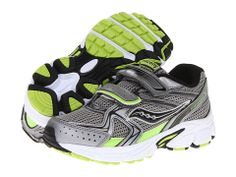 Saucony Kids Cohesion 6 HL (Little Kid)
