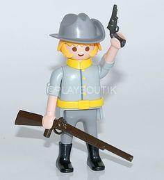 OFFICIER SUDISTE PLAYMOBIL http://www.playboutik.com/achat-officier-sudiste-playmobil-405962.html #PLAYBOUTIK