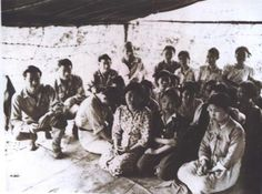 "Korean ""comfort women"" (enforced sexual salvery by the Japanese) in US custody at the end of WWII."