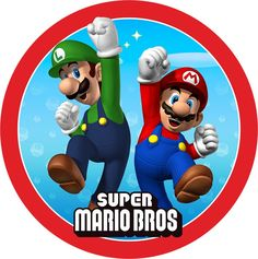 super mario round images - Google Search