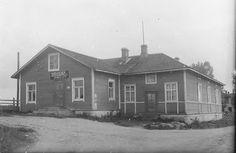 Hankasalmen Osuuskauppa, sittemmin vuodesta 1949 lähtien Osuuskauppa Hankapohja