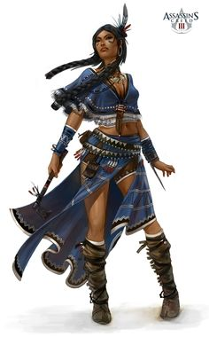 Assassins' Creed - The Independent Alsoomse - I would LOVE to wear this for Halloween or something