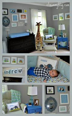 Project Nursery - Baby-Boy-Safari-Nursery