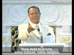 Ministre Louis Farrakhan sur la scientologie